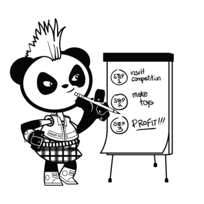 Pandamony Page3 Coloringbook