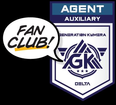 Fanclub Badge